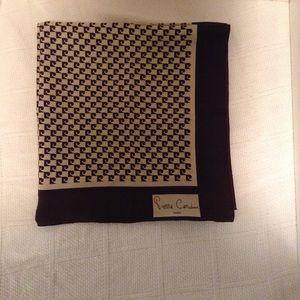 PIERRE CARDIN -  Paris - beautiful silk scarf